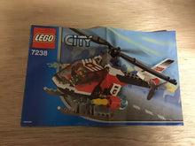 Load image into Gallery viewer, Lego Set 7238 - Fire Helicopter