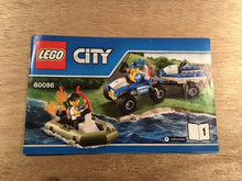 Load image into Gallery viewer, Pre-owned LEGO®, 60086, Original Instructions