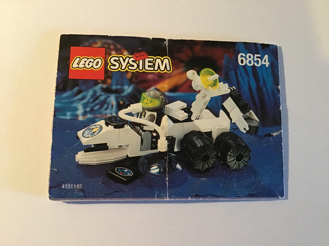 Lego Set 6854 -  Alien Fossilizer