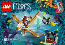 Load image into Gallery viewer, Lego Set 41190 -  Emily Jones & the Eagle Getaway
