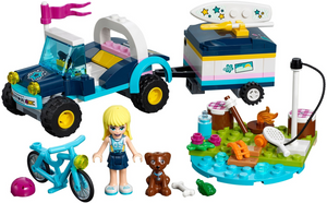 Lego Set 41364 -  Stephanie's Buggy & Trailer