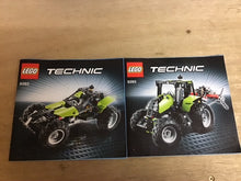 Load image into Gallery viewer, Lego Set 9393 -  Tractor