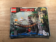 Load image into Gallery viewer, Used, LEGO® NINJAGO 70608 Master Falls, Original Instructions