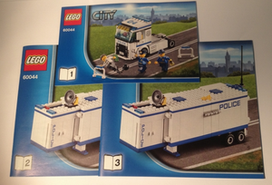 Lego Set 60044 - Mobile Police Unit
