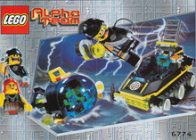 Load image into Gallery viewer, Lego Set 6774 - Alpha Team ATV