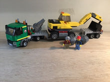 Load image into Gallery viewer, Lego Set 4203 -  Excavator Transport