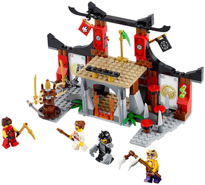 Lego Set 70756 -  Dojo Showdown