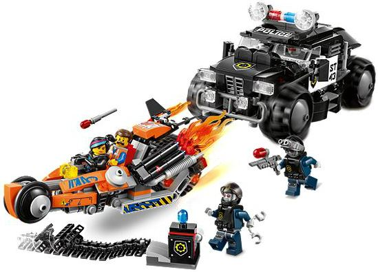 Lego 70808 - Super Cycle Chase