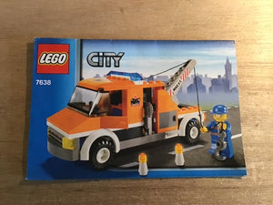 Pre-owned LEGO®, 7638, Original Instructions