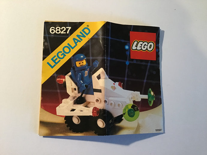 Lego Set 6827 -  Strata Scooter