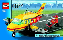 Load image into Gallery viewer, Lego Set 7732 -  Air Mail