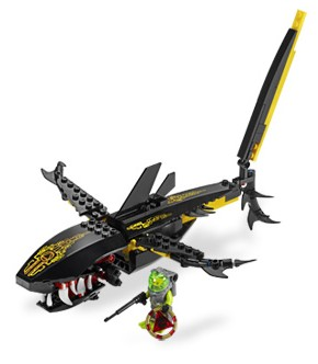Lego Set 8058 -  Guardian of the Deep