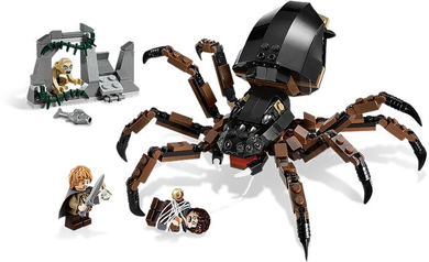 Lego Set 9470 -  Shelob Attacks
