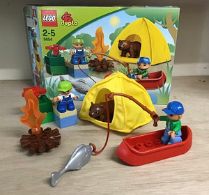 Pre-owned LEGO® DUPLO® 5654 Fishing Trip