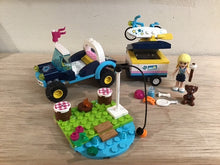 Load image into Gallery viewer, Lego Set 41364 -  Stephanie's Buggy & Trailer
