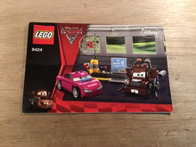 Load image into Gallery viewer, Lego Set 8424 -  Mater's Spy Zone