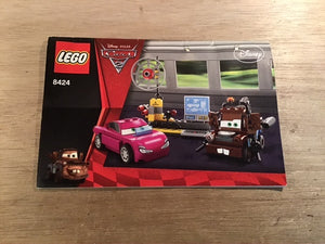 Lego Set 8424 -  Mater's Spy Zone