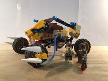 Load image into Gallery viewer, Lego Set 70002 -  Lennox' Lion Attack