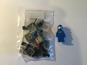 Lego Set 6809 -  XT-5 and Droid
