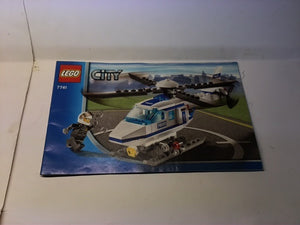 Lego Set 7741 -  Police Helicopter
