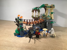 Load image into Gallery viewer, Used, LEGO® NINJAGO 70608 Master Falls, 4 figures