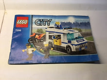 Load image into Gallery viewer, Lego Set 7286 -  Prisoner Transport