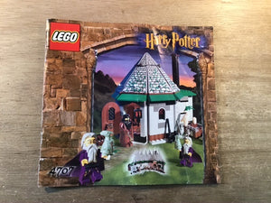 Pre-owned LEGO® 4707, Original Instructions