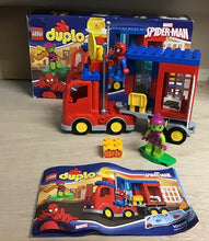 Load image into Gallery viewer, Lego Set 10608 -  DUPLO Spider-Man Truck Adventure
