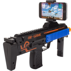 AR Game & Gun - Augmented Reality Shooting Action (Includes iOS / Android Link for AR 17-Games-In-1 Download)