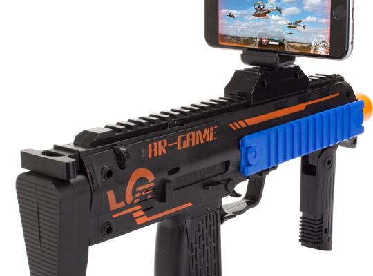 iPhone Bluetooth Gun Controller and Games Compendium