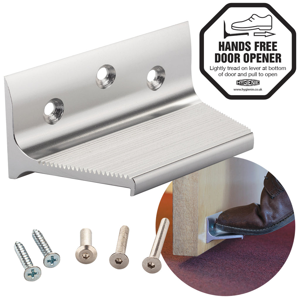 Hygienie Hands Free Sanitary Foot Pull Door Opener (1-Pack)