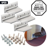 Hygienie Hands Free Sanitary Foot Pull Door Opener (4-Pack)