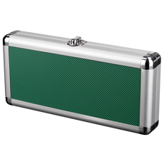 Switch Aluminium Metal Carry and Storage Case - Green (Nintendo Switch)
