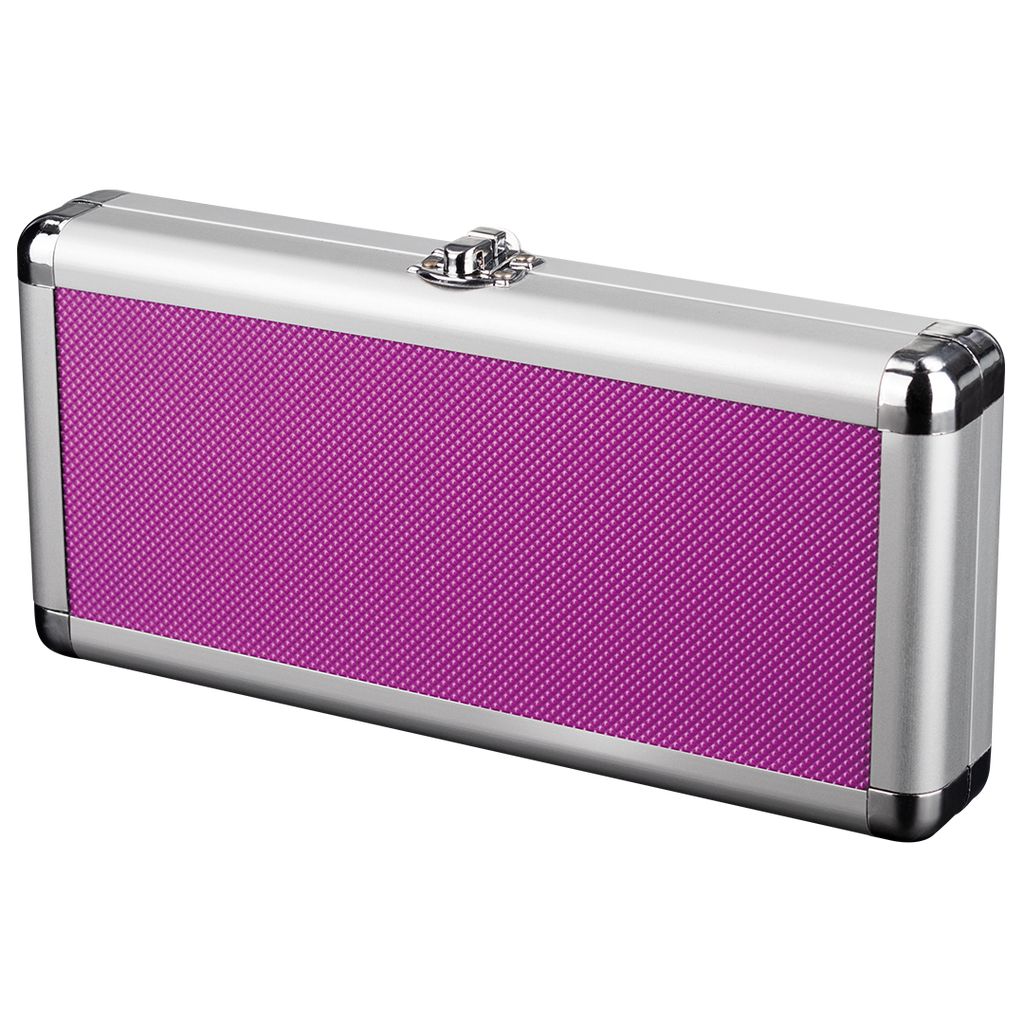Switch Aluminium Metal Carry and Storage Case - Purple (Nintendo Switch)