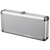 Switch Aluminium Metal Carry and Storage Case - Silver (Nintendo Switch)