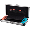 Switch Aluminium Metal Carry and Storage Case - Blue (Nintendo Switch)