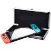 Switch Aluminium Metal Carry and Storage Case - Red (Nintendo Switch)