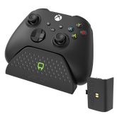 Charging Dock with Rechargeable Battery Pack - Black (Xbox Series X / S)