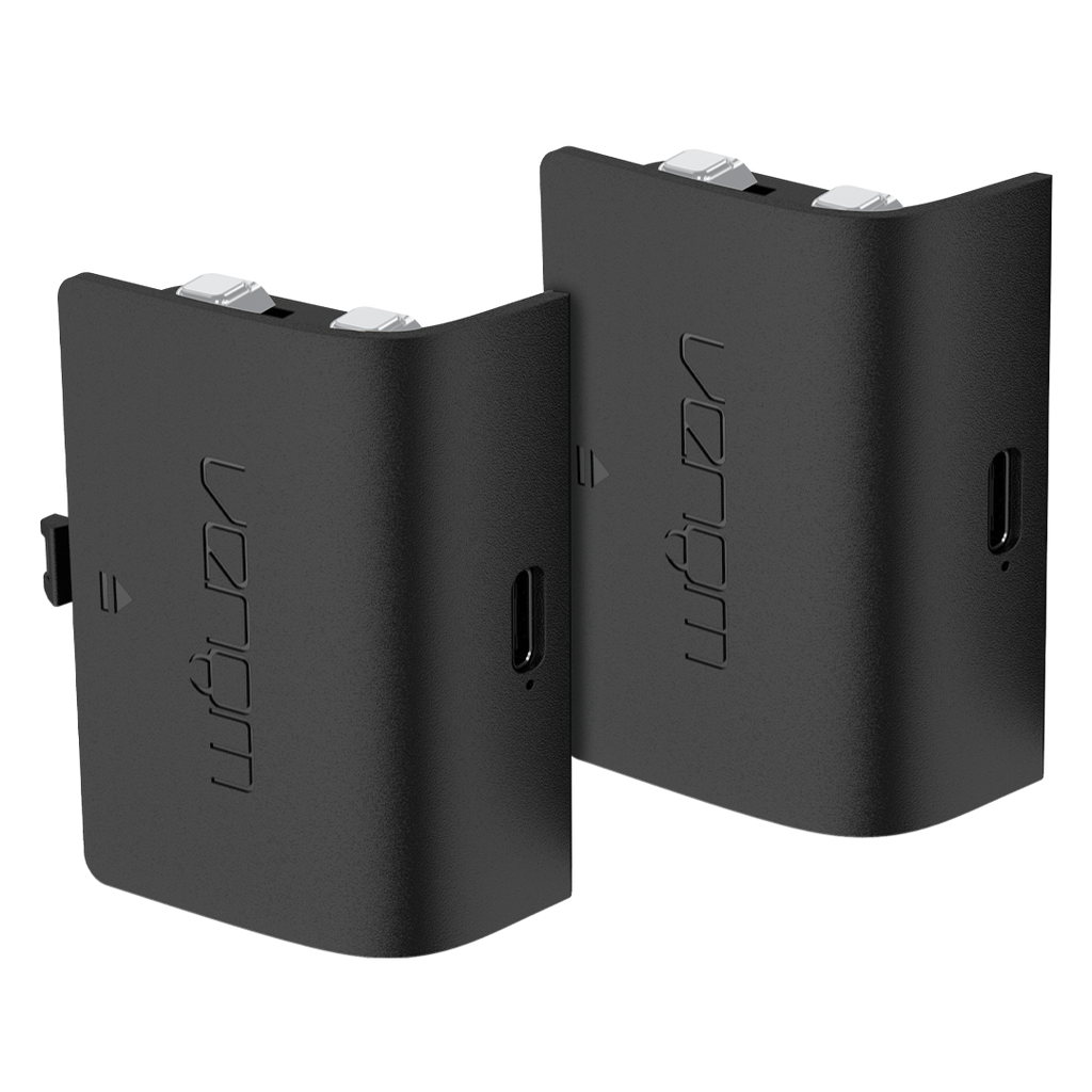Rechargeable Battery Twin Pack - Black (Xbox Series X / S)