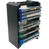 Games and DVD Storage Tower (PS5 / Xbox Series X & S / Xbox One / PS4 / Nintendo Switch)