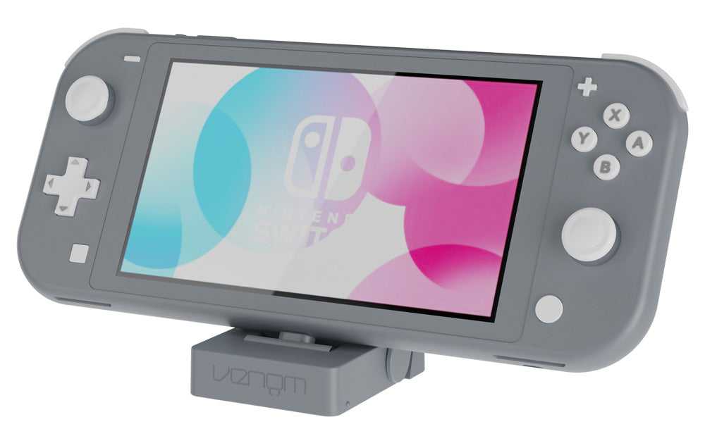 Nintendo Switch Lite Charging Stand - Grey