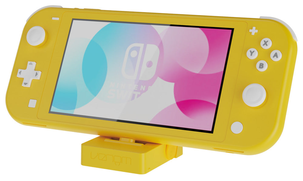 Nintendo Switch Lite Charging Stand - Yellow