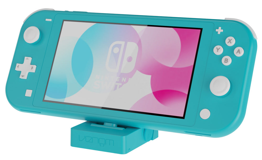 Nintendo Switch Lite Charging Stand - Turquoise