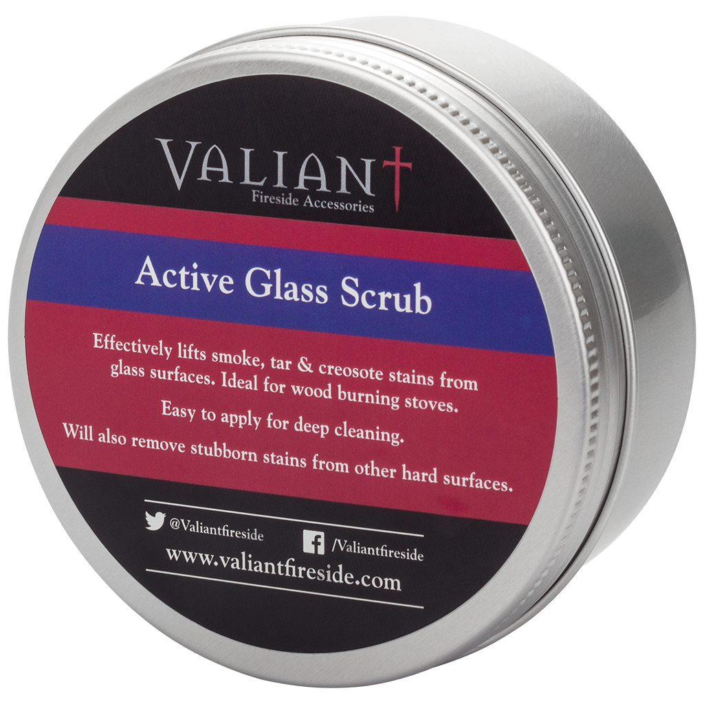 Active Glass Scrub - Stove Cleaning Solution