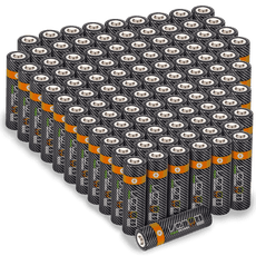 Venom Power Recharge - 1000mAh Rechargeable AA Batteries (100-Pack)