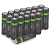 Venom Power Recharge - 2100mAh High Capacity Rechargeable AA Batteries (Pack of 20)