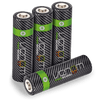 High Capacity Rechargeable AA Batteries - 2100mAh (4-Pack)