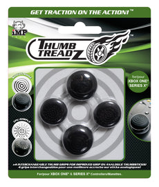 Thumb Treadz Analogue Stick Grips 4-Pack (Xbox Series X & S / Xbox One)