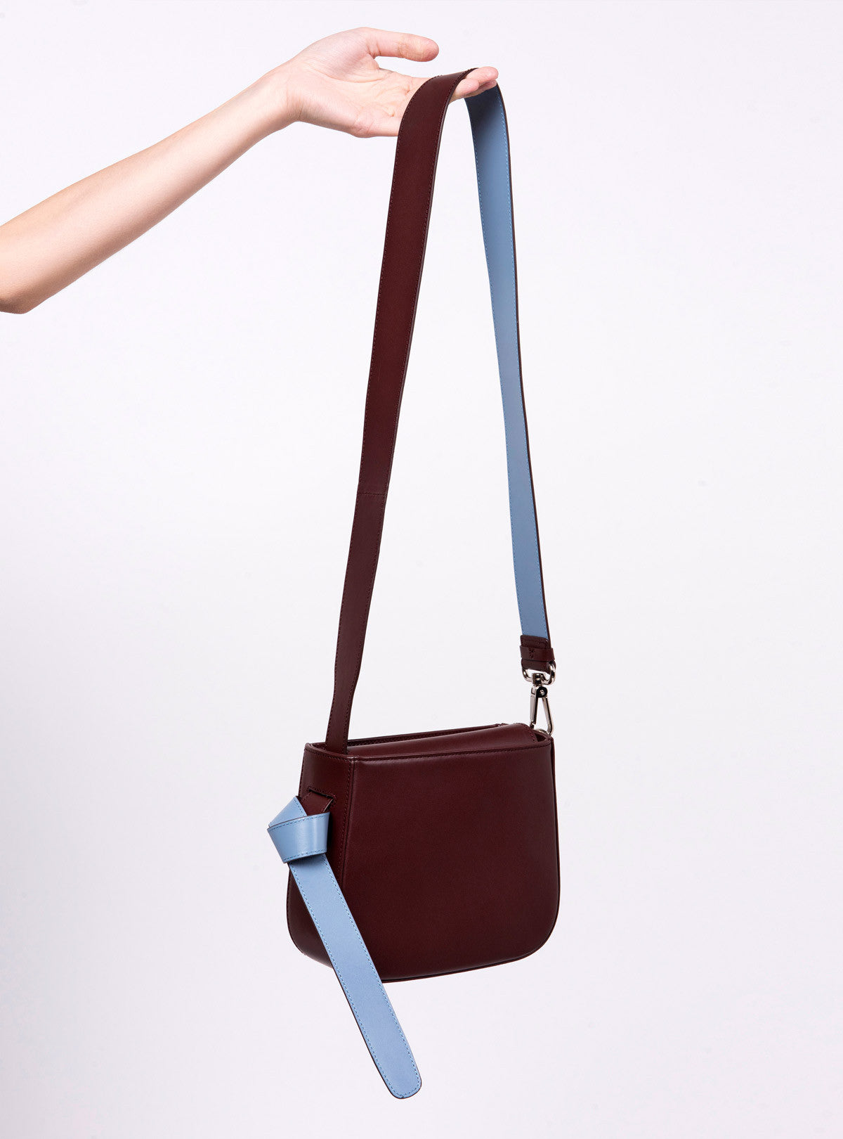Color Block Bag by Atelier Park