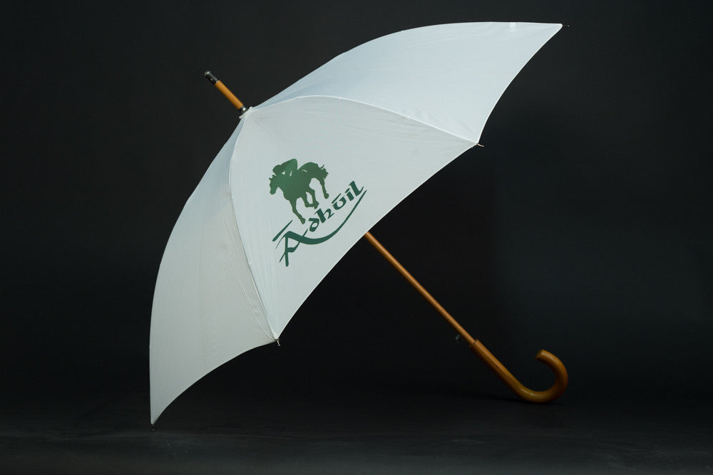 Handprinted umbrellas for men & women